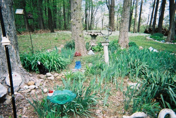 Gabbert Cullet Landscape Use Of Glass Cullet